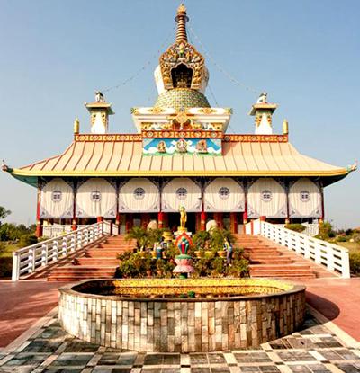 BUDDHIST PILGRIMAGE TOURS