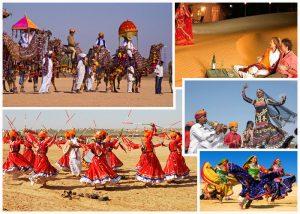 Infamous Desert Festival, Jaisalmer (Rajasthan)